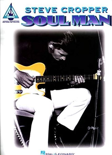 9780634048333: Steve Cropper - Soul Man (Guitar Recorded Versions)