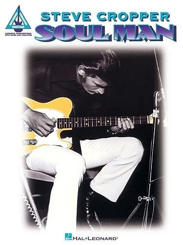9780634048333: Steve Cropper - Soul Man (Guitar Recorded Versions)
