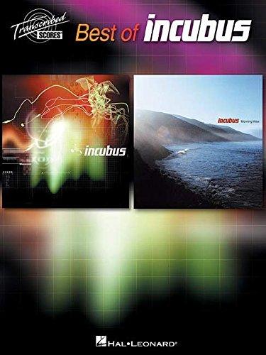9780634049057: Best of Incubus: Transcribed Scores