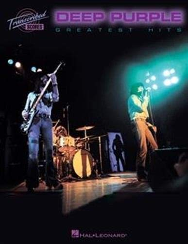9780634049088: Deep Purple - Greatest Hits (Transcribed Score)