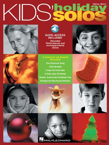 9780634049200: Kids' Holiday Solos