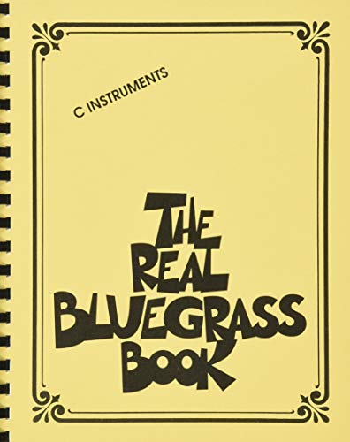 9780634049217: The Real Bluegrass Book, C Instruments
