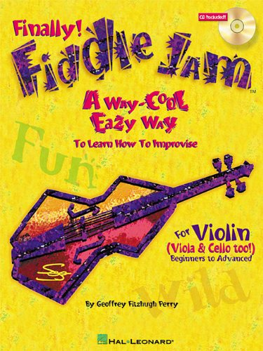 9780634049279: Fiddle Jam: A Way-Cool Easy Way to Learn How to Improvise