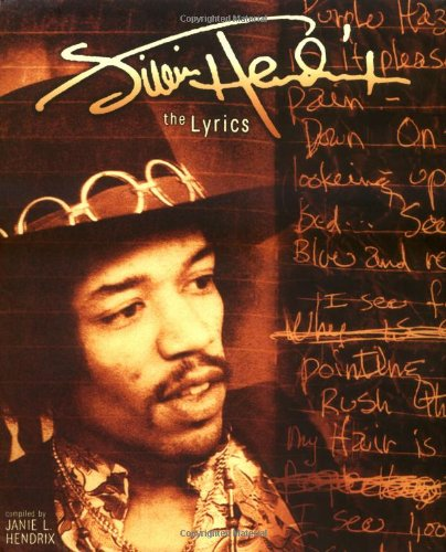 9780634049309: Jimi Hendrix the Lyrics