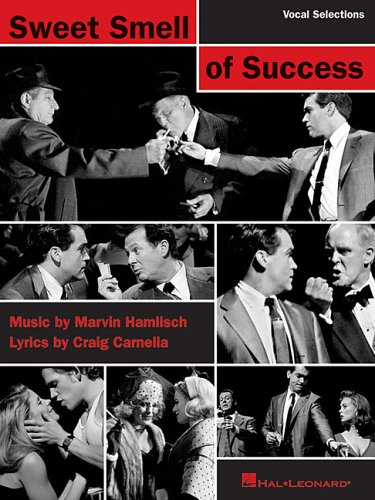 9780634049354: The Sweet Smell of Success Vocal Selections