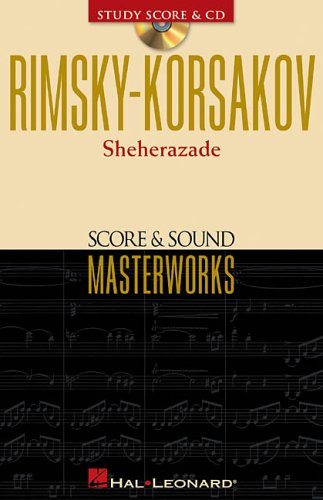 9780634049637: Rimsky-Korsakov: Sheherazade