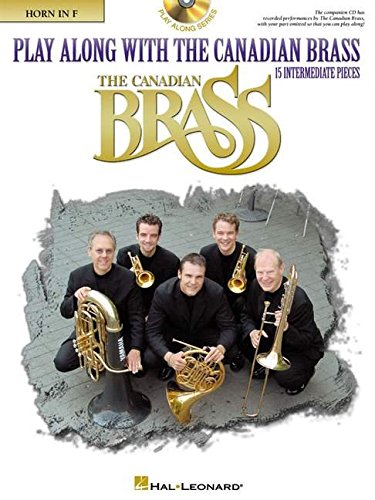 9780634049729: Play Along with the Canadian Brass - Horn: Book/CD
