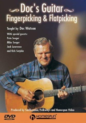 9780634050077: Doc's Guitar: Fingerpicking and Flatpicking