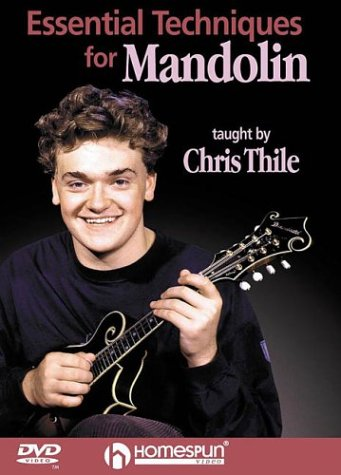 ESSENTIAL TECHNIQUES FOR MANDOLIN DVD Format: DvdRom