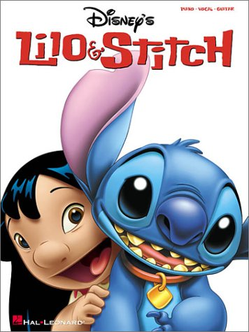 9780634050381: Lilo and Stitch