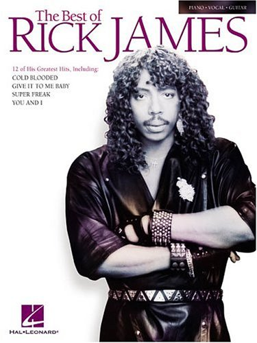 9780634050398: The Best of Rick James