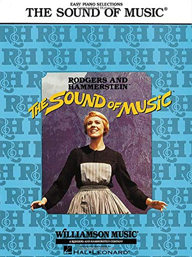 9780634050428: The Sound of Music (Easy Piano Vocal Selections)