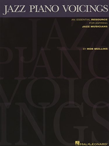 9780634050534: Jazz Piano Voicings: An Essential Resource for Aspiring Jazz Musicians
