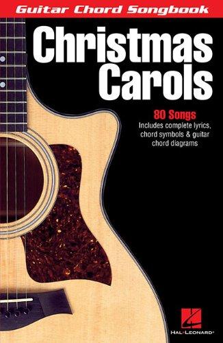 9780634050572: Christmas Carols (Guitar Chord Songbook) (Guitar Chord Songbooks)