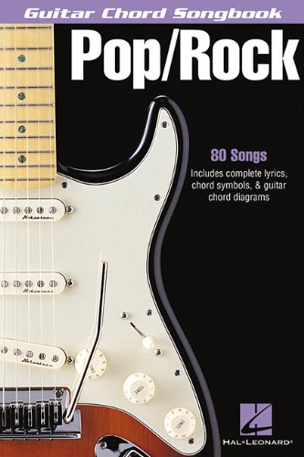 9780634050596: Pop/Rock: Guitar Chord Songbook (Guitar Chord Songbooks)