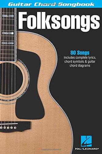 9780634050671: Folksongs (Guitar Chord Songbooks)