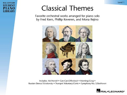 9780634050985: Classical Themes - Level 2: Hal Leonard Student Piano Library (Educational Piano Library)