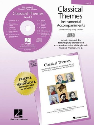 Classical Themes - Level 2 - CD CD: HL