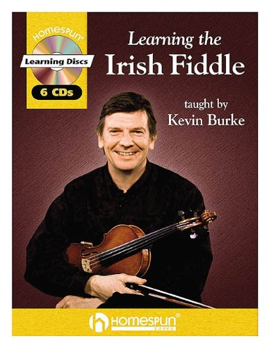 Learning the Irish Fiddle: taught by Kevin Burke