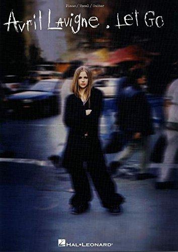 9780634051838: Partition : Lavigne Avril Let Go P/V/G