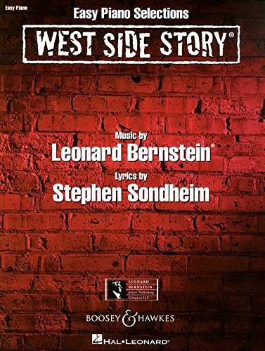 West Side Story: Easy Piano Selections: Sondheim, Stephen
