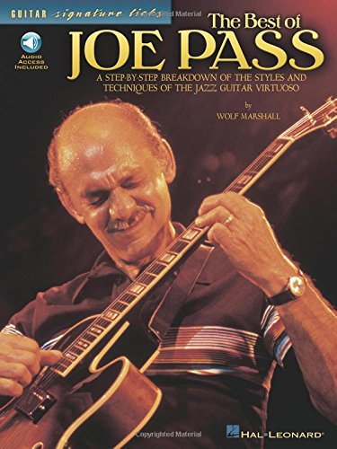 9780634051944: The Best of Joe Pass: A Step-By-Step Breakdown of the Styles and Techniques of the Jazz Guitar Virtuoso (Guitar Signature Licks)