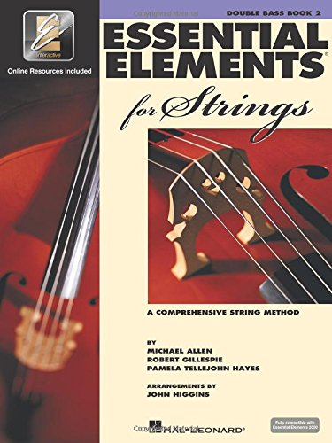9780634052682: Essential Elements 2000 for Strings - Book 2: Double Bass