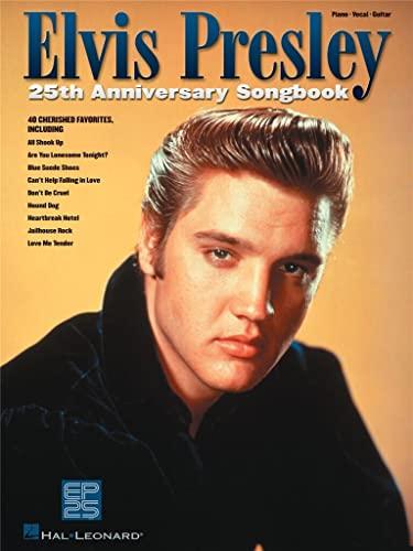 9780634052743: Elvis Presley: 25th Anniversary Songbook
