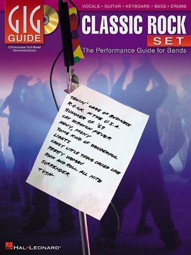 9780634052767: Gig Guides (Gig Guide Book & CD)