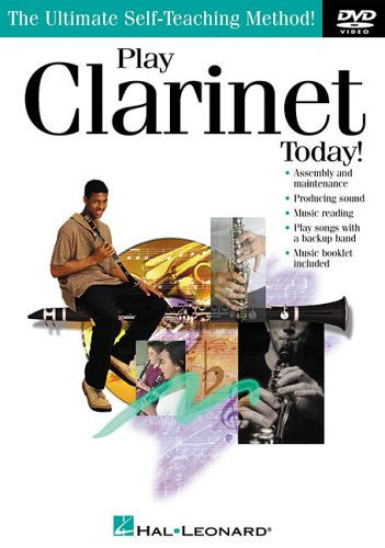 9780634052903: Play Clarinet Today!: The Ultimate Self-Teaching Method!
