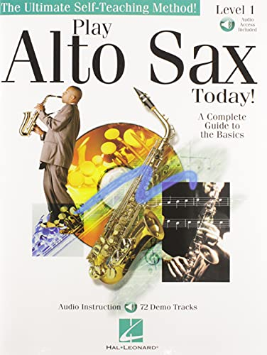 9780634052996: Play Alto Sax Today! Beginner's Pack: Book/Online Audio/DVD Pack