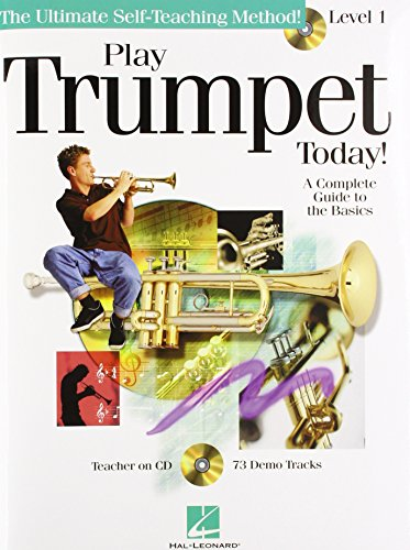 9780634053009: Play Trumpet Today! Beginner's Pack: Book/CD/DVD Pack