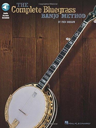 9780634053276: The Complete Bluegrass Banjo Method