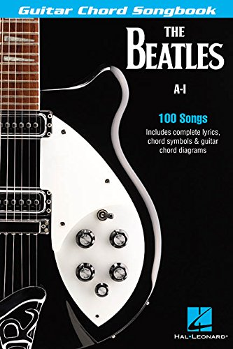 9780634053399: The Beatles Guitar Chord Songbook A-I: 1