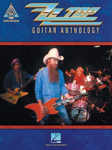 9780634053658: ZZ Top - Guitar Anthology (Guitar Recorded Versions)