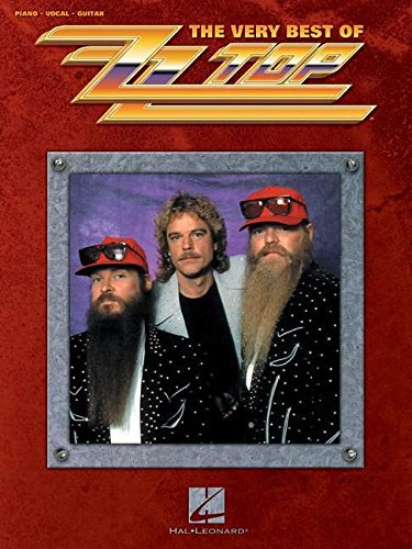 9780634053689: The Very Best of Zz Top