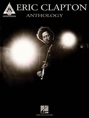 9780634053733: Eric Clapton Anthology