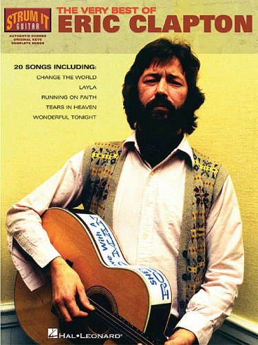 9780634053740: ERIC CLAPTON THE VERY BEST