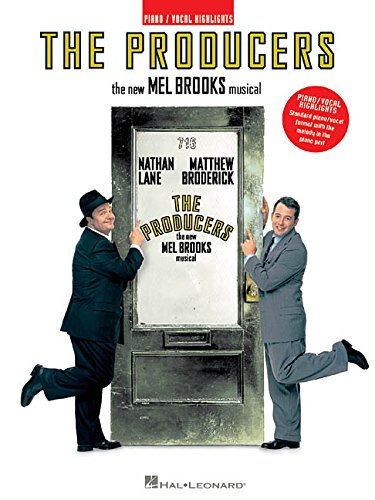 9780634053788: The Producers: Piano/Vocal Highlights