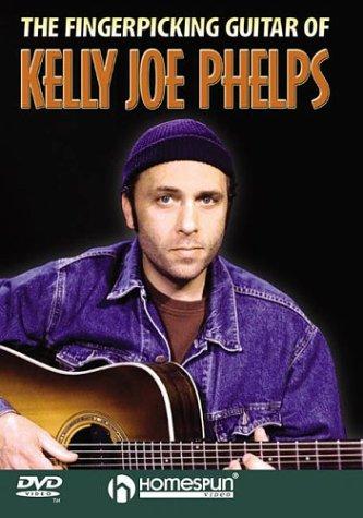 9780634054013: Phelps Fingerpicking Guitar DVD