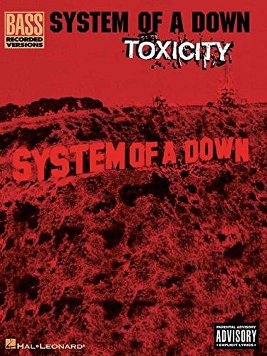 9780634054303: System of a down: Toxicity Bass Guitar Recorded Versions