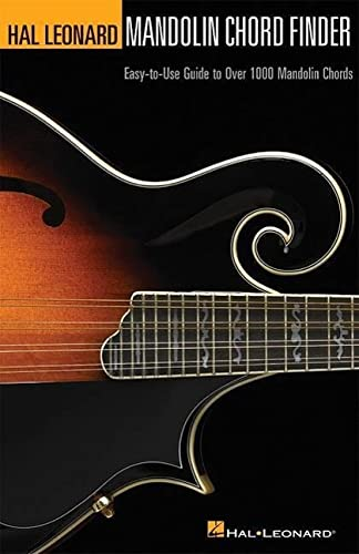 9780634054310: Mandolin Chord Finder: Easy-to-use Guide to over 1,000 Mandolin Chords