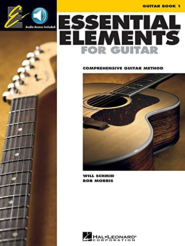 9780634054341: Essential Elements for Guitar - Book 1: Comprehensive Guitar Method