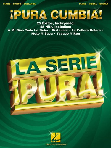 9780634054426: Pura Cumbia! (La Serie Pura!)