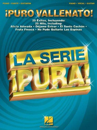 9780634054464: Puro Vallenato (La Serie Pura!)