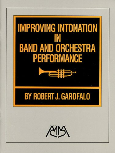 9780634056000: Improving Intonation in Band and Orchestra Performance