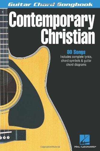 9780634056024: Contemporary Christian (Guitar Chord Songbooks)