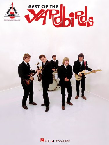 9780634056123: Best of the Yardbirds