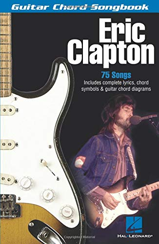 9780634056185: Eric Clapton: Guitar Chord Songbook