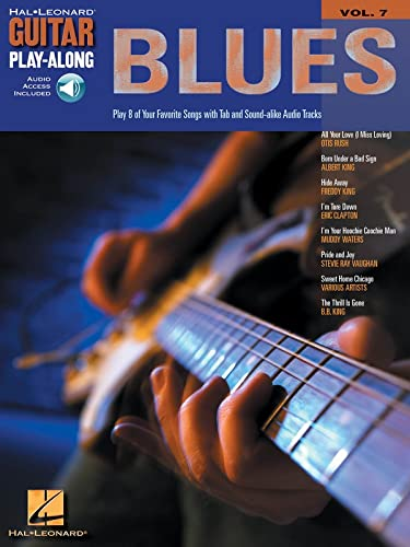 9780634056277: Blues: Play 8 of Your Favorite Songs With Tab and Sounds-alike Cd Tracks: 7